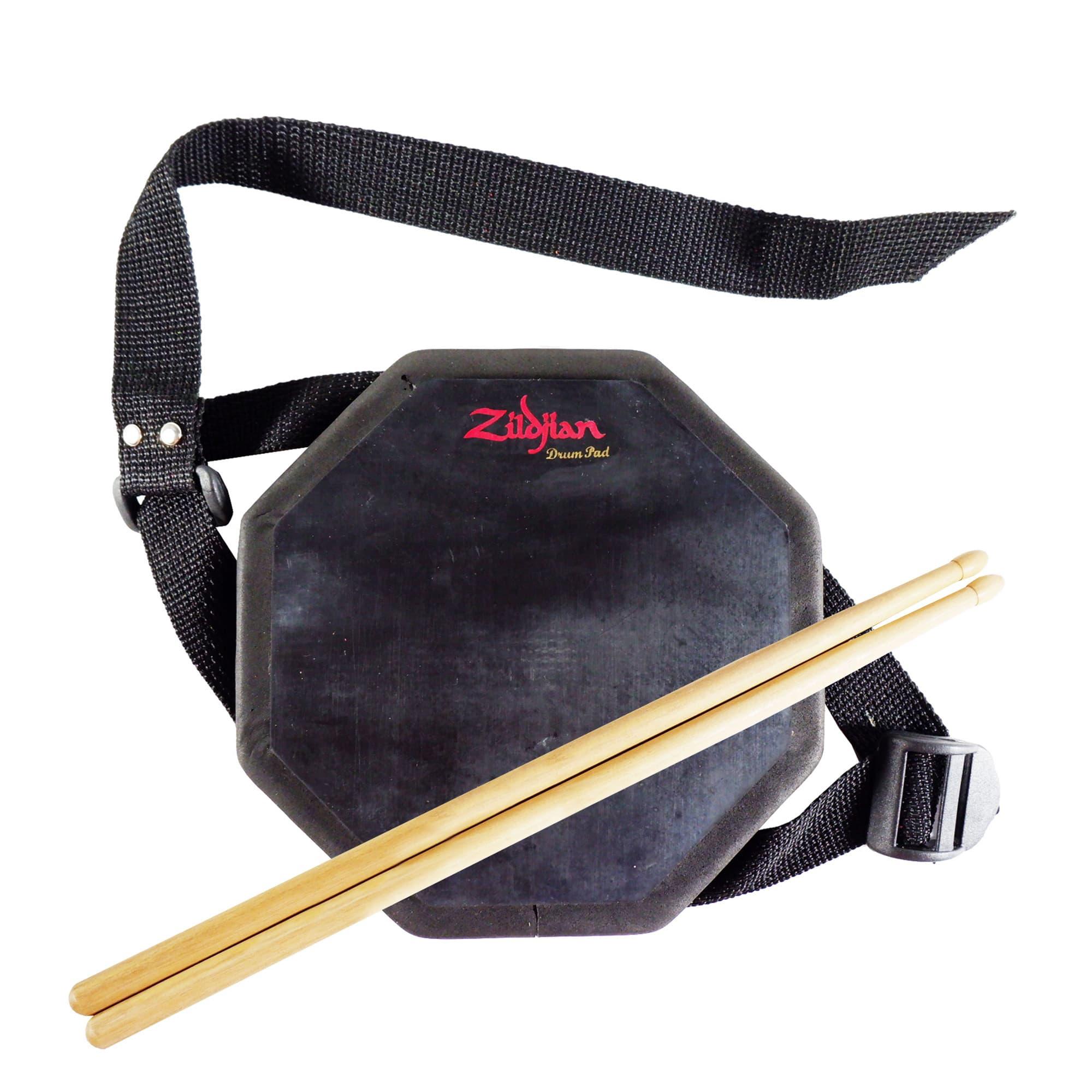 harga Drum Pad 6 Inch & Stick Drum (zildjian / Tama / Sonor) Blanja.com