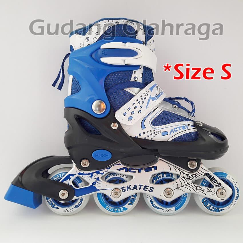 ... Sepatu Roda Anak Harga Grosir !! Inline Skate Murah - Blanja.com ... 4ca3f22797