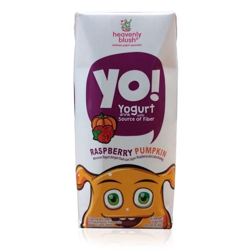 Yogurt Yo! For Kids Prisma Raspberry 5 X 200 Ml - Blanja.com
