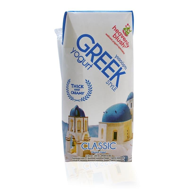 Yogurt Greek Prisma Classic 3 X 200 Ml - Blanja.com
