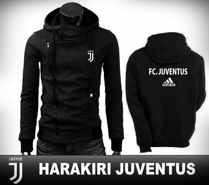 Jaket Sweater Harakiri Juventus