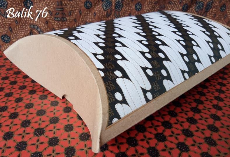 Wadah Kado Pillow Box Pillow Bag Handmade Premium Kado Batik Parang Klasik 3pcs - Blanja.com