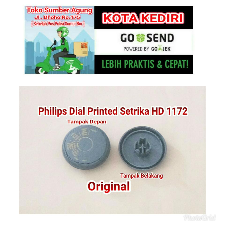 Jual Putaran Setrika Philips Hd 1172 Asli Tokokita57 Tokopedia Original