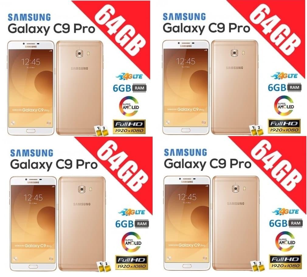 Jual Turun Harga Brand New Samsung C9000 C9pro C9 Pro 64gb 6gb C Galaxy Garansi Internasional 1 Tahun 9000 Jualgadgets Tokopedia