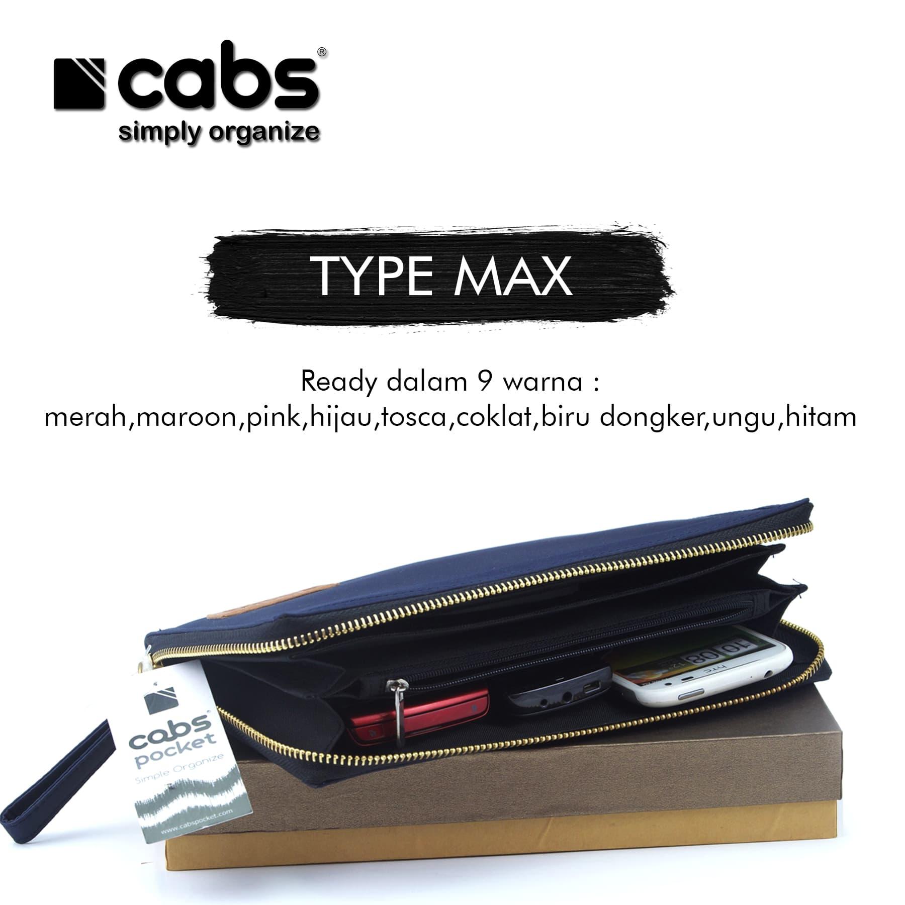 Cabs Pocket Max (Dompet Serbaguna Hpo Organizer Untuk Pria & Wanita Dompet .
