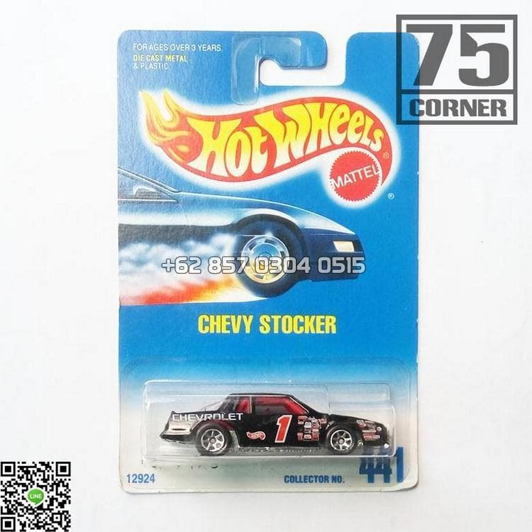 Hw Hot Wheels Mattel Chevrolet Stocker Chevy General Motors Gm Racing Nascar Racing Nhra