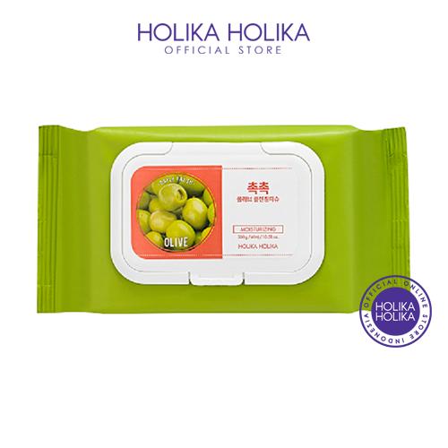 Holika Holika Daily Fresh Olive Cleansing Tissue thumbnail