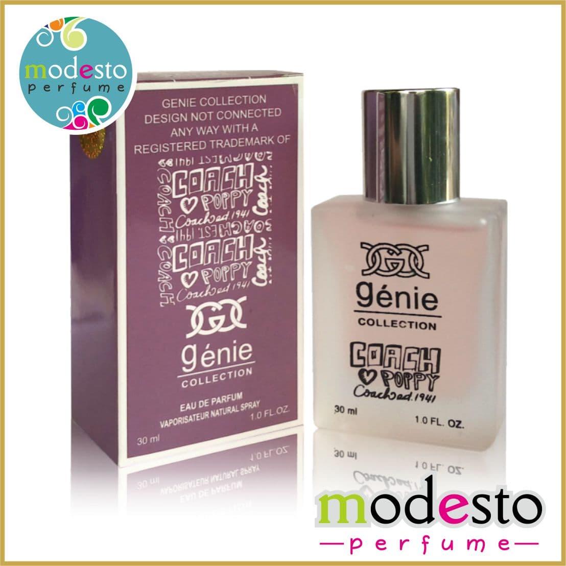 Jual Original Perfume KrasaVa Coach Poppy - Modesto Perfume ... 7dea2d9e5d
