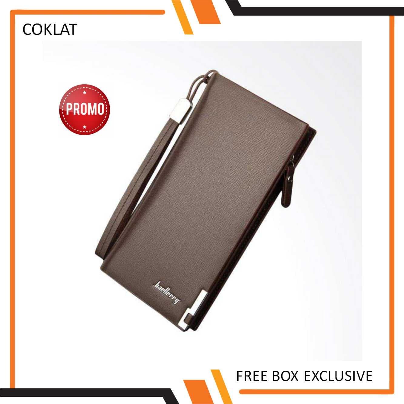 Harga Dompet Pria Branded Terbaru 2018 Kulit Asli Bifold Wallet Mens Import  Ragazzo Dkr 006 Baellerry High Quality Premium Leather