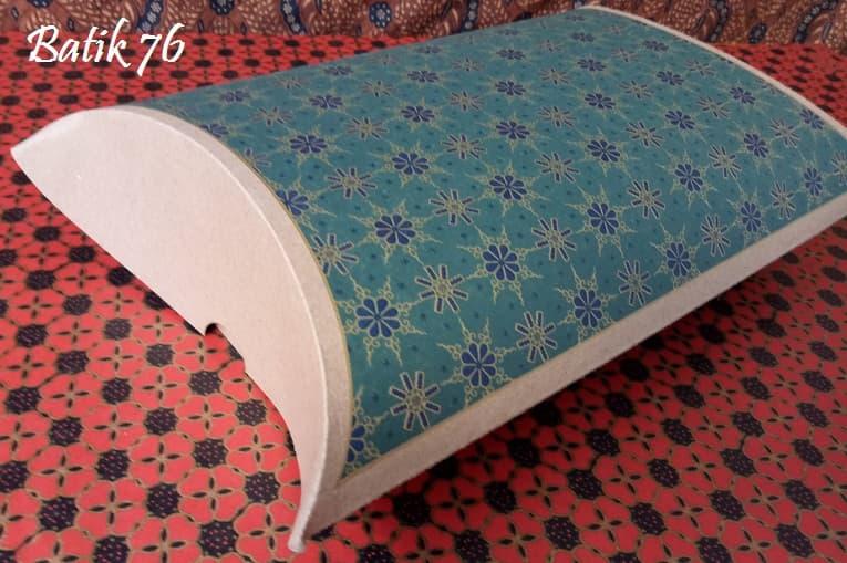 PillowBox Pillow Bag Handmade Premium Souvenir Kado Batik Truntum 3pcs - Blanja.com