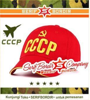 BELI Topi Baseball CCCP Rusia Marxisme Manifesto Bordir MOTO GP Dewasa Pria 1be45472e6