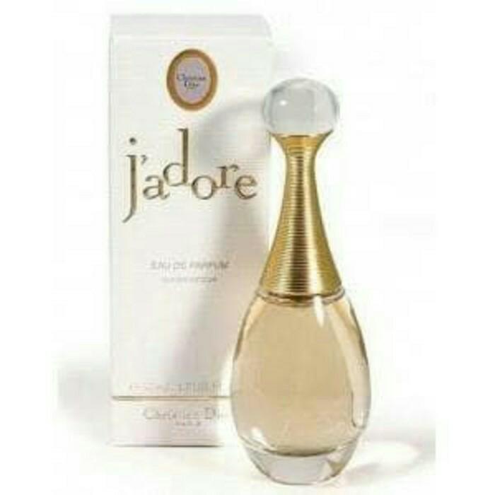 de44eaf0a7 Parfum Wanita / Cewek : Je Adore ( Carolina Herrera Wardah channel Ck
