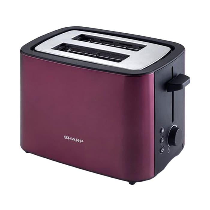 harga Sharp - Pop Up Toaster Kz200lpk 850 Watt Blanja.com