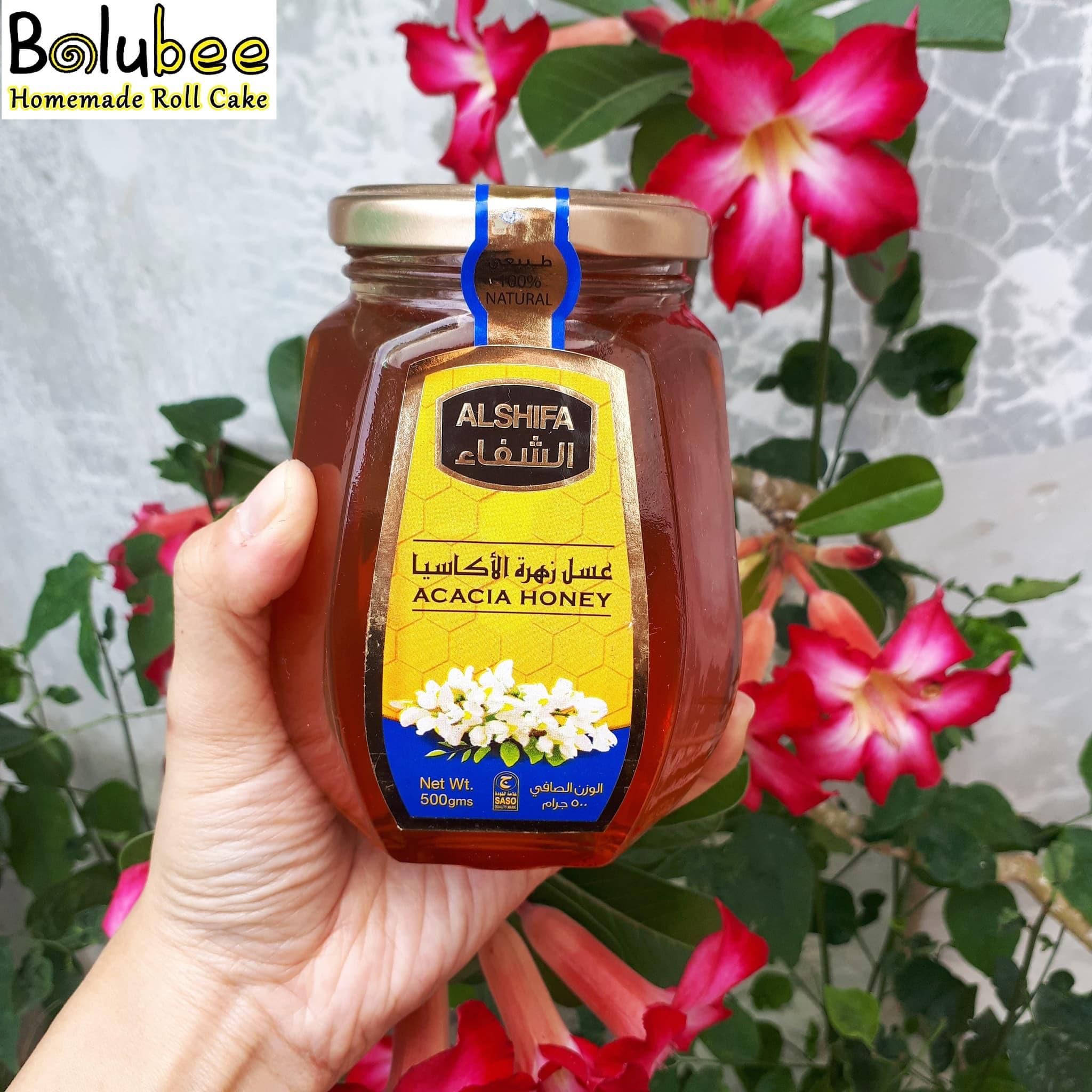 Jual Madu Al Shifa Acacia 500 Gr Bolubee Jkt Tokopedia Alshifa Honey 500gr