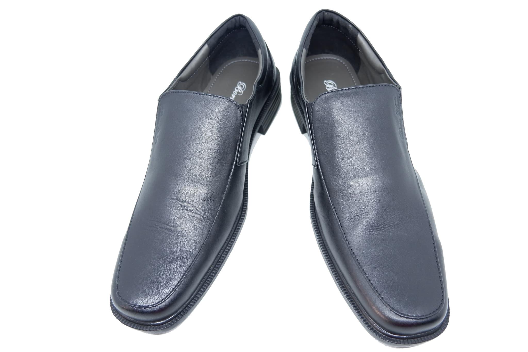 Jual Born Neo Sepatu Pantofel Kulit Asli Bn.pf-0212  2b7fce90c2