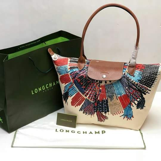 Shopping Le Authentic Sac Collier Massai Pliage Jual Longchamp 0nmN8w