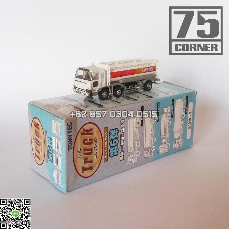 harga Tomytec Truck Ud Nissan Diesel C800 Resona Tank Nippon Oil Eneos Truk Tangki Minyak Bbm Spbu Oli N Scale Mini Blanja.com