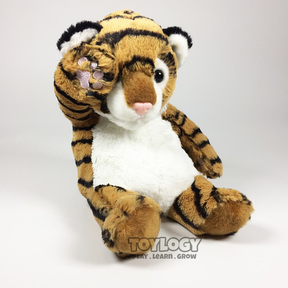 Jual Boneka Harimau Cilukba ( Tiger Peek A Boo Stuffed Plush Animal ... 77d1f5e673