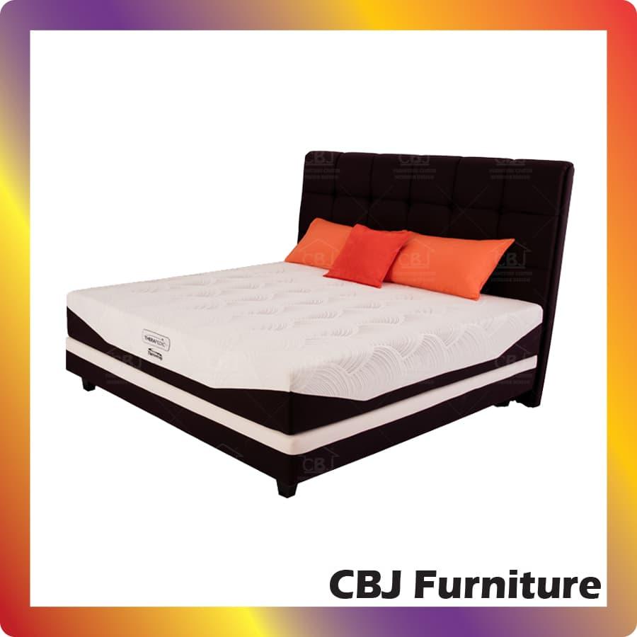 Spring Bed 2in1 Florence 120x200 Komplit Set Luxury Kids Daftar Yuki Springbed 2 In 1 Medium Comfort Bear Therapedic Kasur Therawrap X 160x200 Full Khusus Jabodetabek