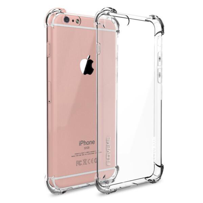 Case Fuze Anti Crack Clear Oppo A39 / A57
