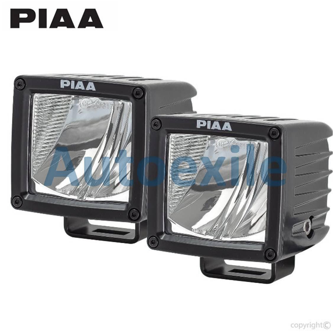 harga Piaa Rf3 Dkrf35x Cube 3 Spot Lamp Led Lampu Tembak Petak 6000k Putih Motor Touring Mobil Offroad Blanja.com