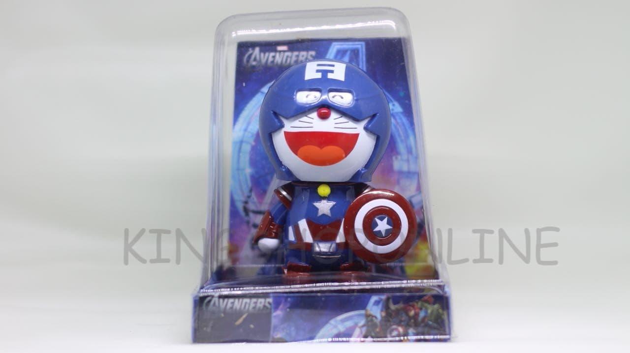 ... Boneka Pajangan Solar Gard Captain Doraemon - Hiasan Dashboard Mobil -  Blanja.com 61f4690d73