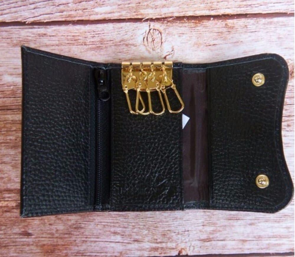 Dompet wanita MASAKINI Kulit Papillon Original D660 Hitam STNK ... 5c9f84ec67