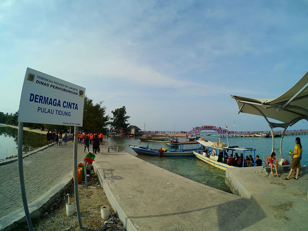 Promo* Open Trip – Pulau Tidung Part 5 [17 - 18 November 2018] - Blanja.com
