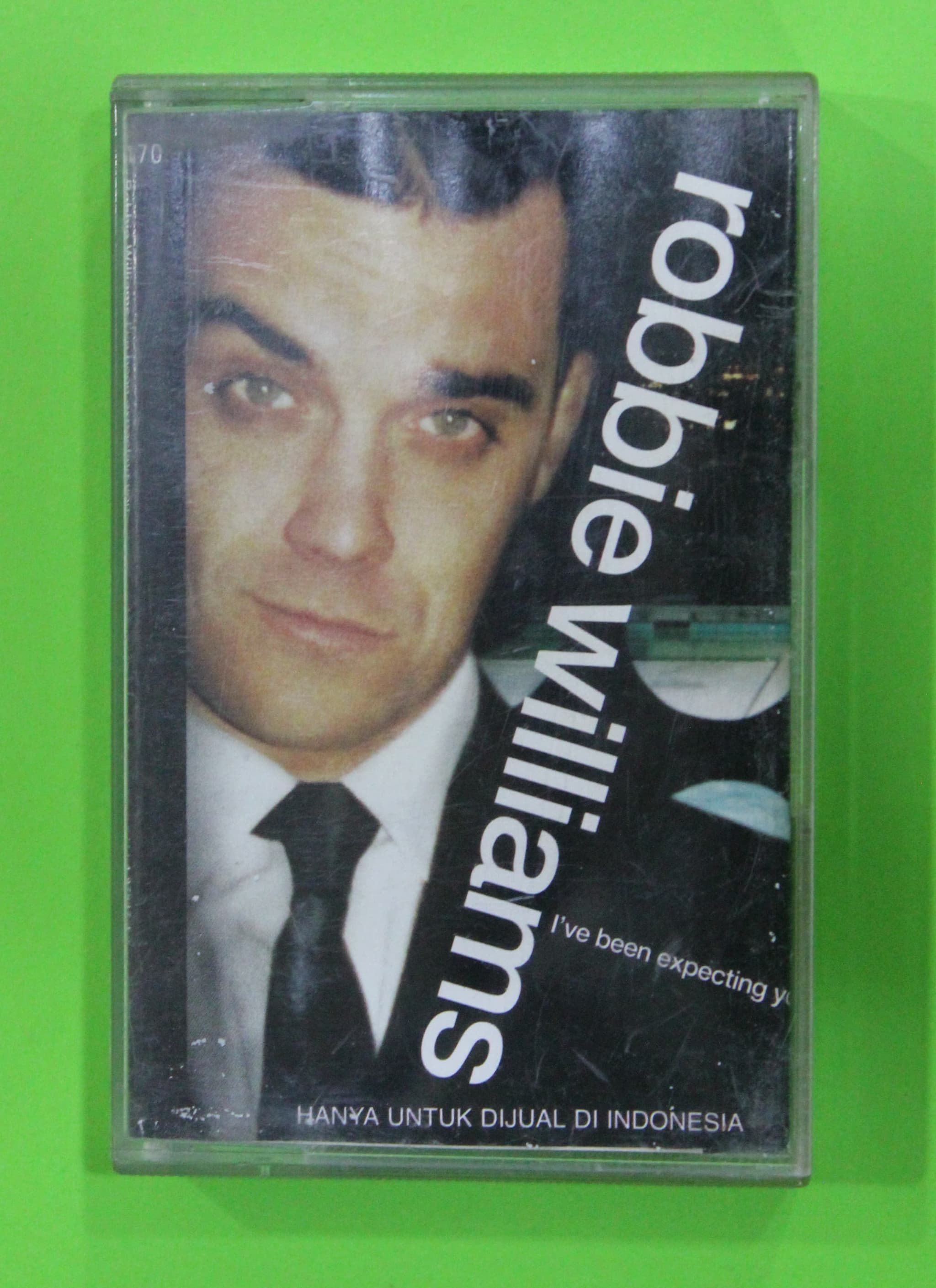 Jual Kaset Tape Pita Antik Lagu Robbie Williams -KASET ANTIK ... 5ff6fdf334