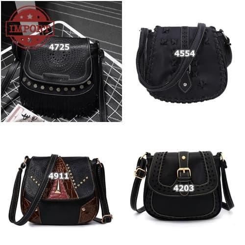 Jual Vintage Sling Bag Korea Style Tas Selempang Import Murah Wanita ... 27964a03fc