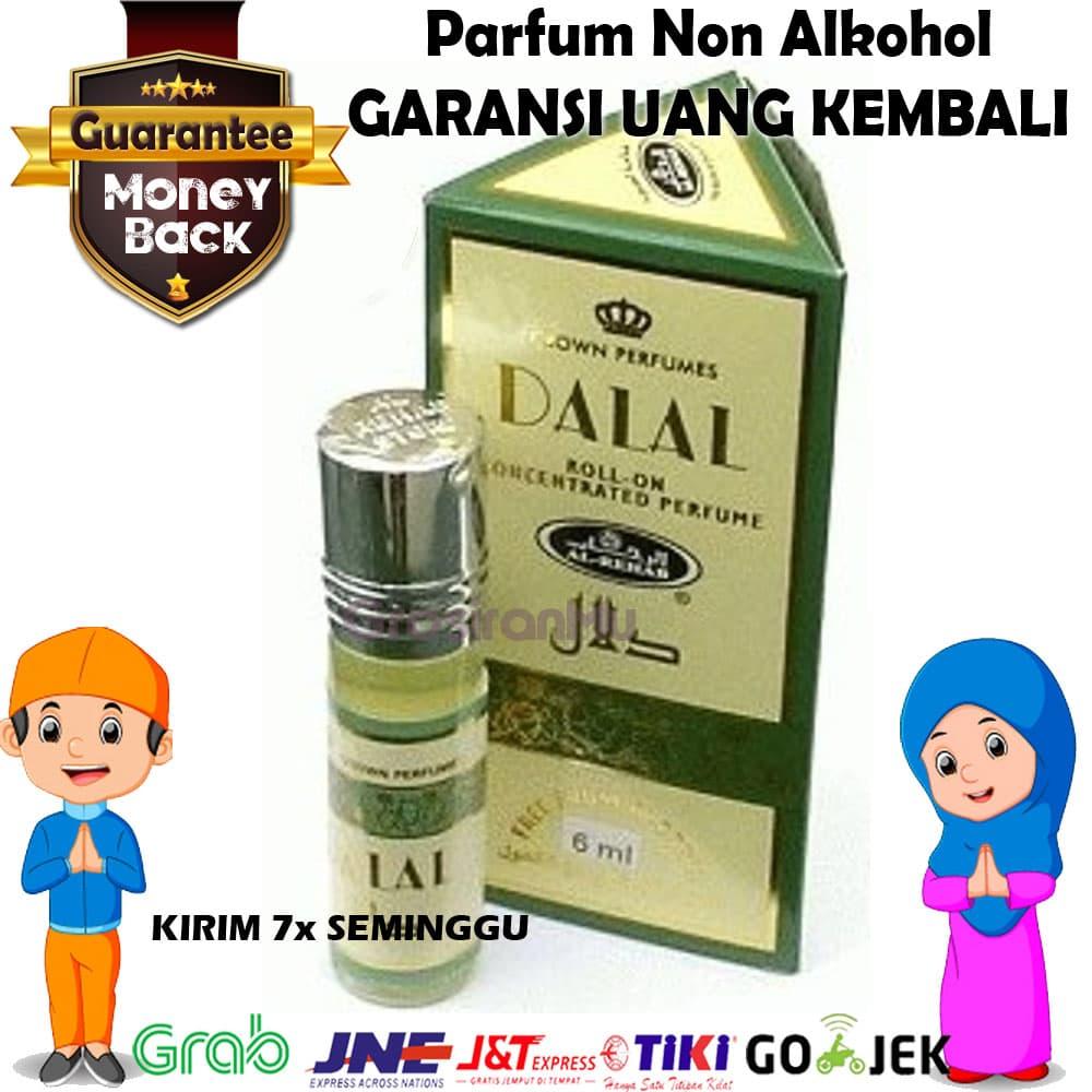 Jual Parfum Non Alkohol Dalal By Dobha Parfume Original Minyak Wangi Ori Grosiranmu Tokopedia