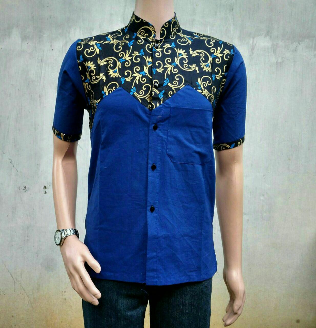Top Desain Baju Batik Cowok Keren   1001desainer