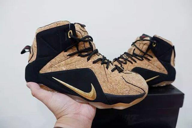 new concept 97acd cfd85 Jual Sepatu Basket Nike Lebron 12 Wheat - Kota Batam - grovy.sport |  Tokopedia