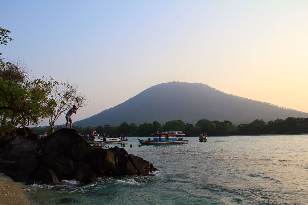 Weekend Holiday – Gunung Krakatau - Blanja.com