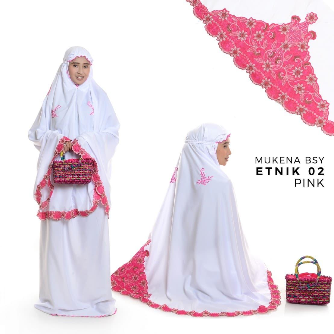 Mukena Dewasa Simpel Pink Daftar Harga Terbaru Dan Terupdate Indonesia Bouquet Jual Ada Tas Rotan Cantik Warna Putih Renda