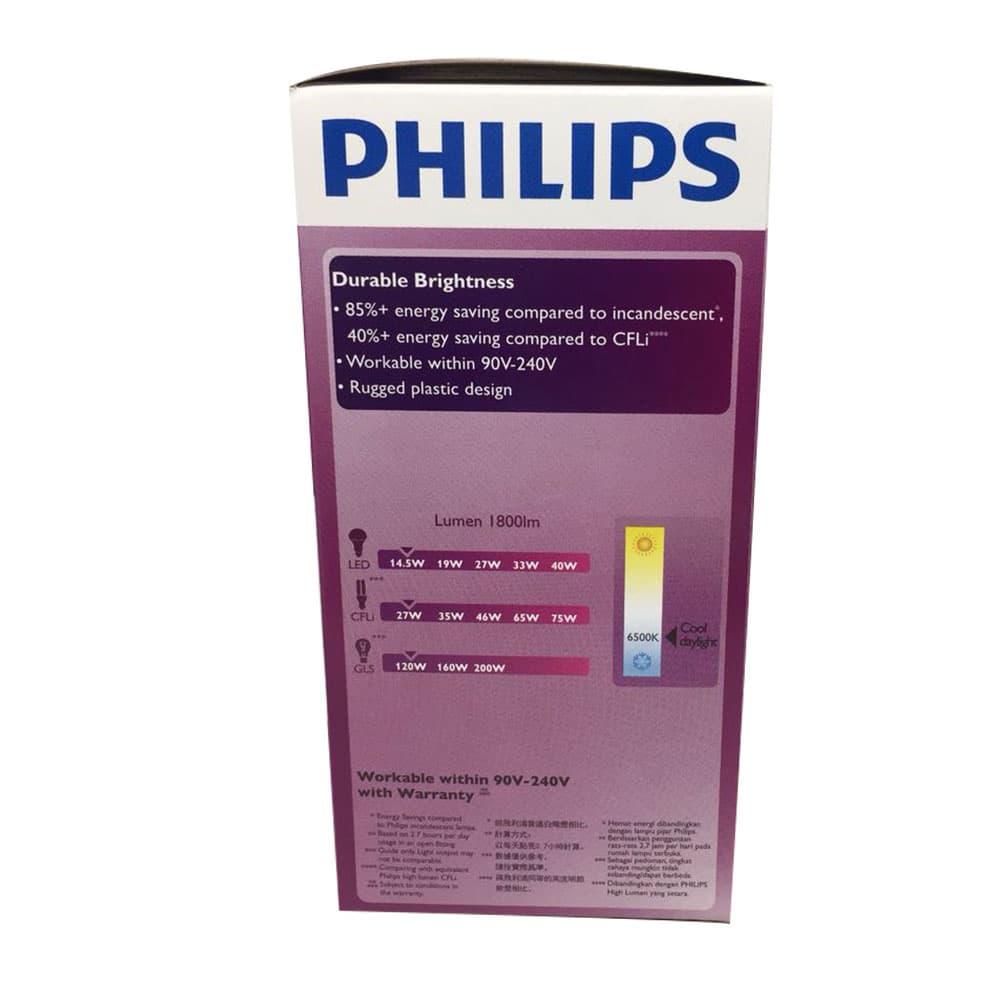 ... Philips Lampu Led 14.5 Watt Coolday Light - Blanja.com