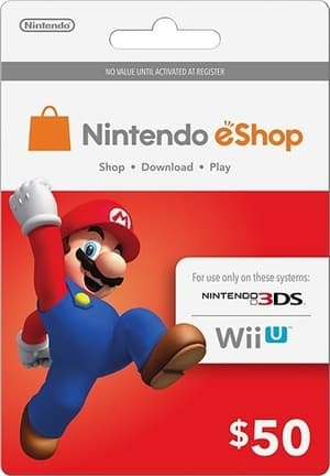 harga Voucher Nintendo Eshop Voucher $10 Blanja.com