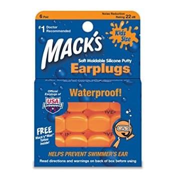Mack's Earplug Kids size 6 - Blanja.com