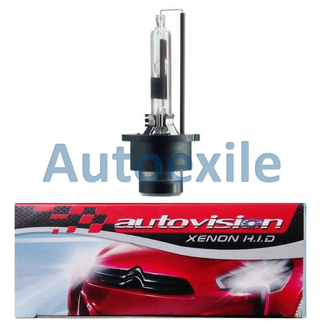 Autovision Xenon HID Carbon D2R 35W Lampu Nissan Juke Avalon Alphard Noah All New Civic Stream Odessay Camry