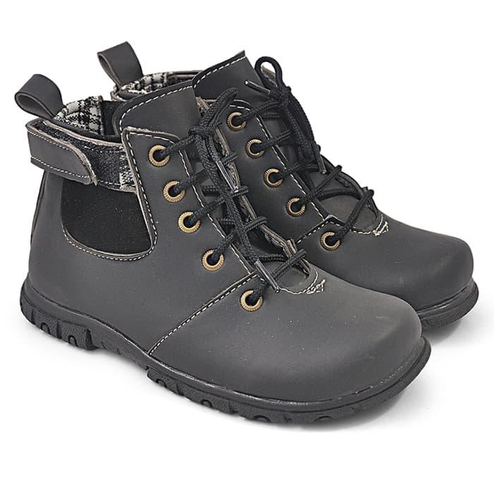 harga Sepatu Casual Anak Sekolah Boots, Bandung Fashion Original, Cbr18 343 Blanja.com
