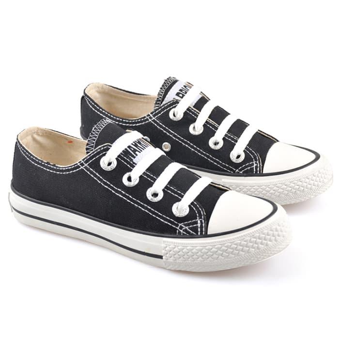 Sepatu VDB 428 Sepatu Sneakers Kets dan Kasual Anak bisa untuk Sekolah dan Olahraga - Hitam