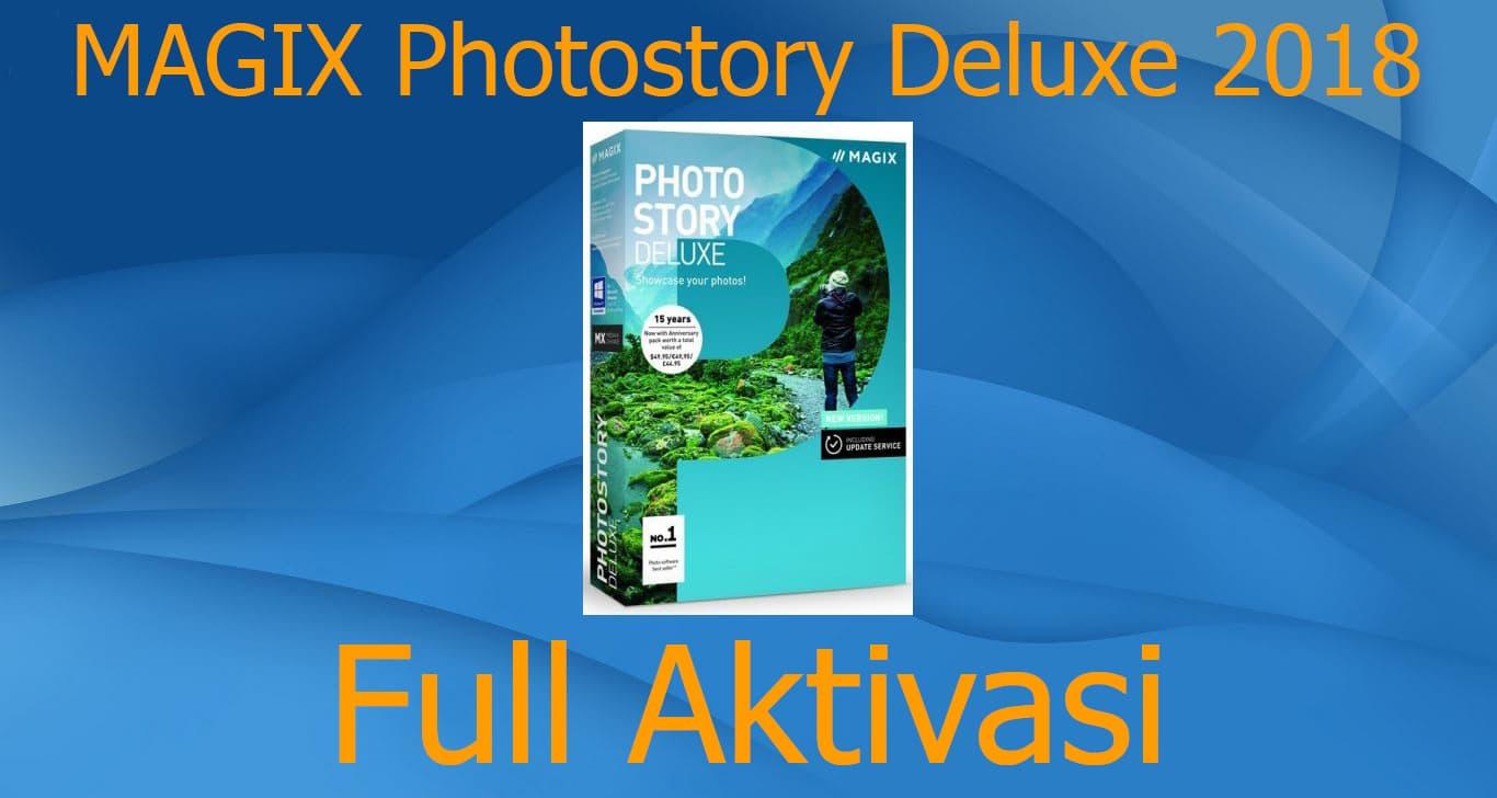 Jual MAGIX Photostory Deluxe - SATA Production   Tokopedia