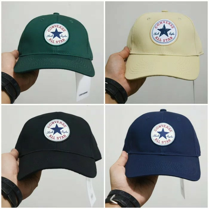 Jual Topi Converse Core Cap Center - Original - KhanzaCollection ... 0ea1c6e7e1