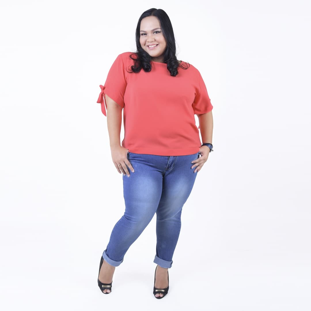 4350c044299b3f Jual My Size Celana Panjang Soft Jeans Big Size BLUFC319 - Biru, 5L - My  Size Store - OS | Tokopedia