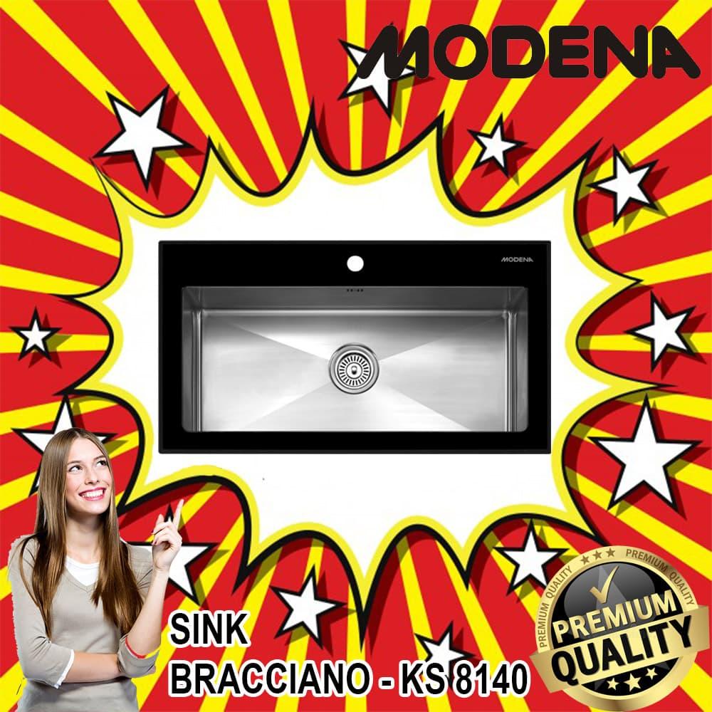 MODENA Bak Cuci Piring BRACCIANO - KS 8140