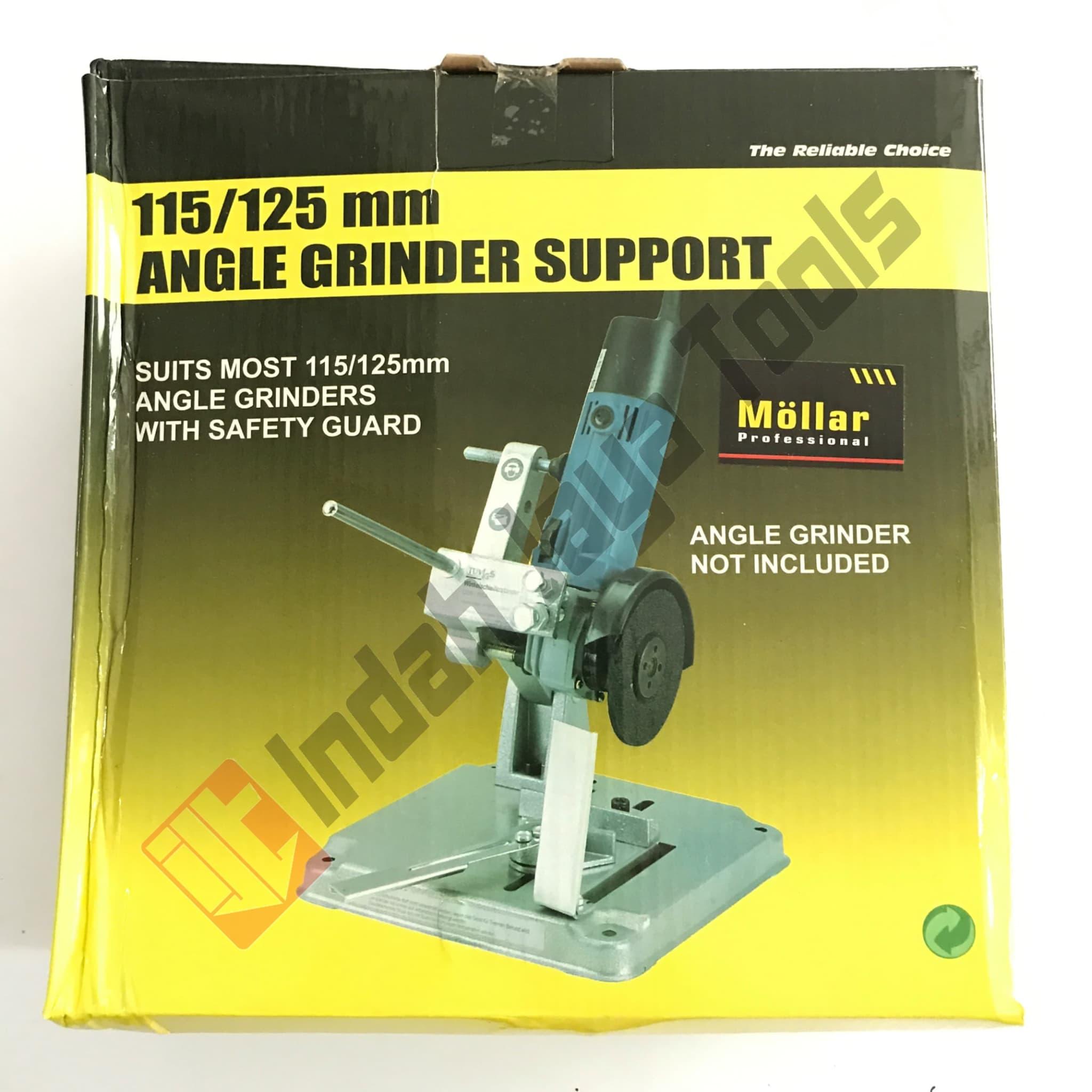 Jual Dudukan Mesin Gerinda Tangan Mollar Angle Grinder Support Bkn Prohex Indah Jaya Tools Tokopedia