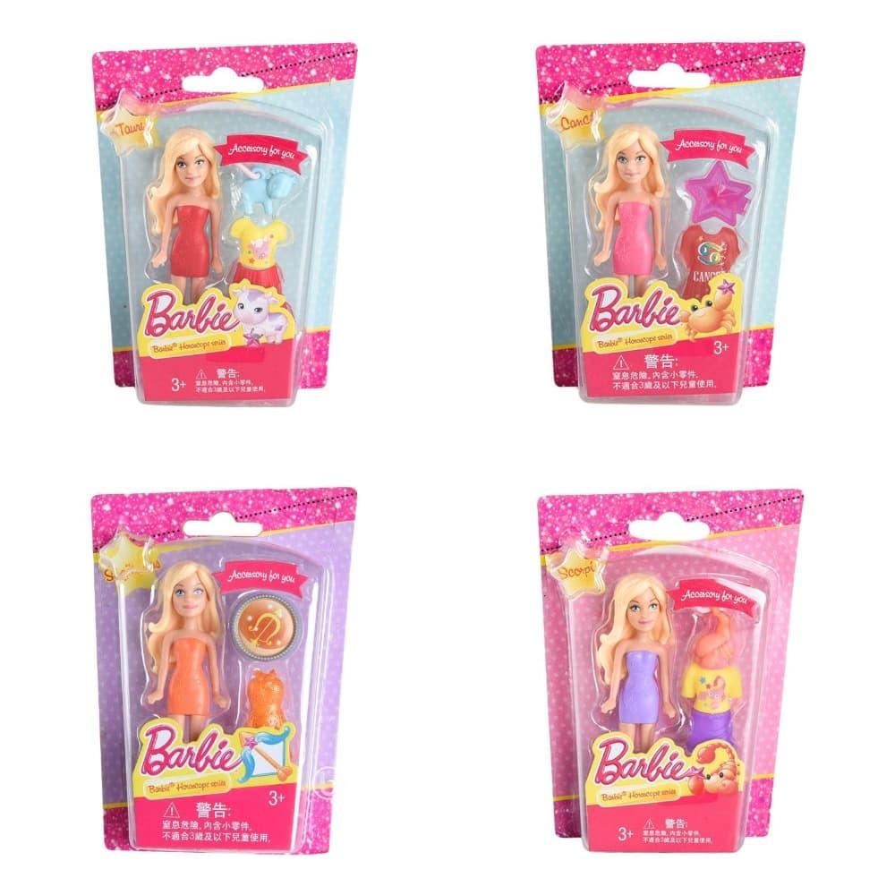 Barbie Mini Horoscope Series - Mainan Boneka