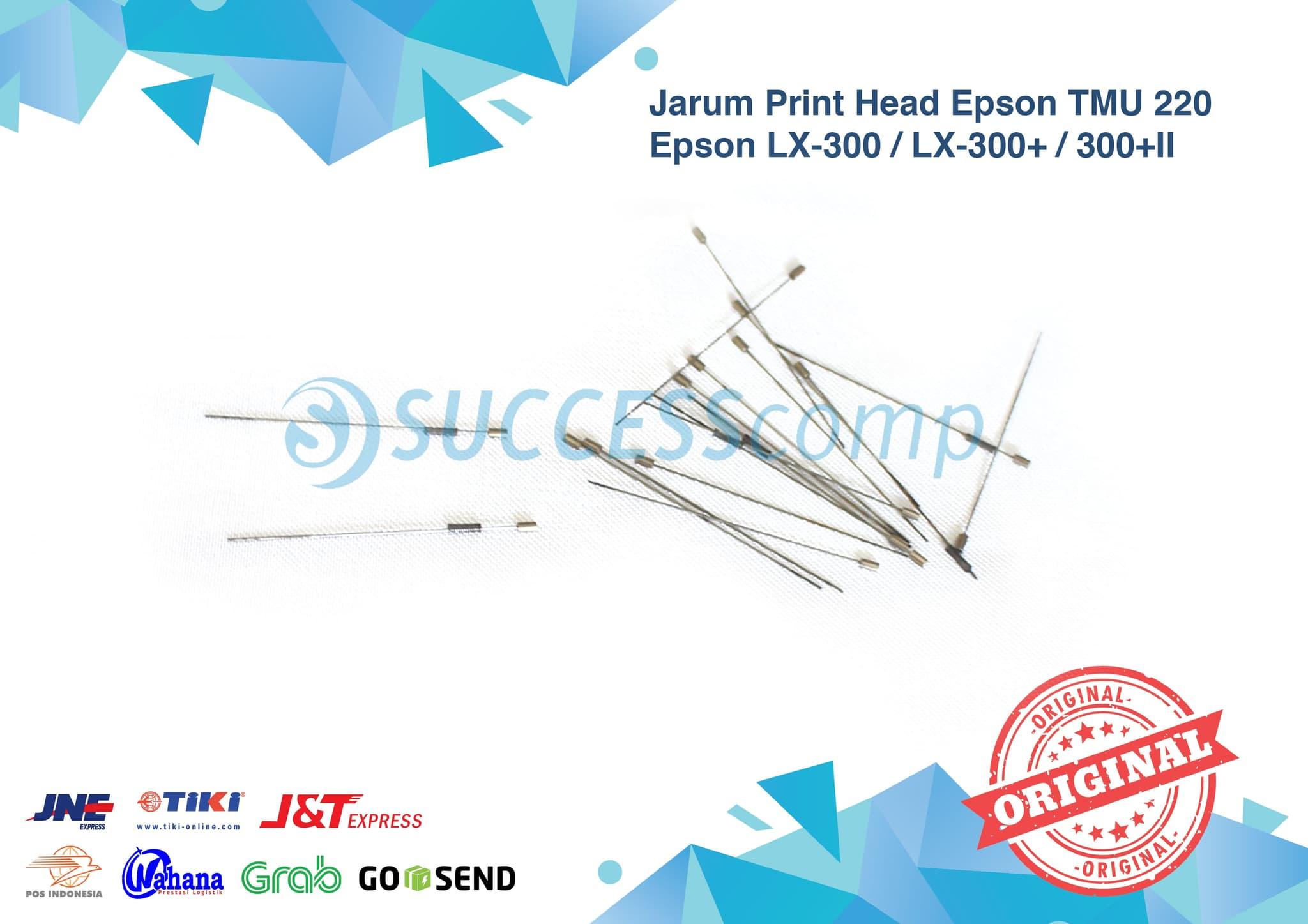Jual Jarum Print Head Epson Tmu220 New Success Comp Tokopedia Tmu 220