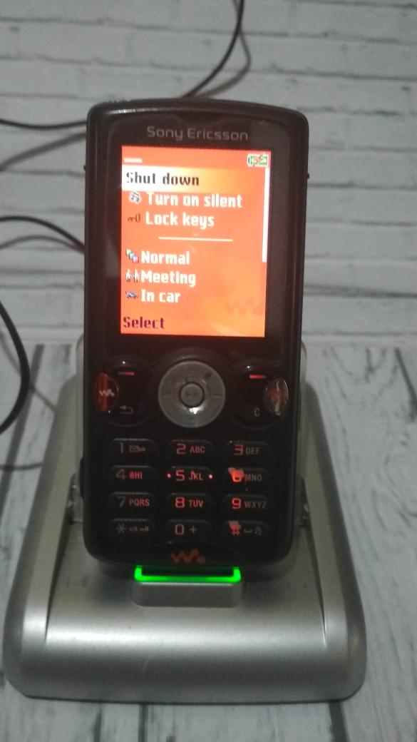 Jual Hp Jadul Sony Ericsson W810i Walkman Kab Kediri Kaleliyah