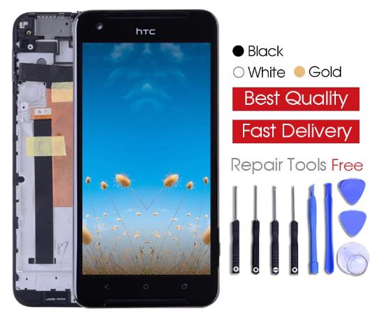 Jual HTC One X9 LCD ORIGINAL LCD Touch Screen Glass Part (tanpa